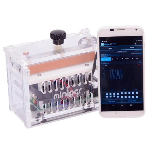 PCR termocykléry - PCR, termocyklér, life science
