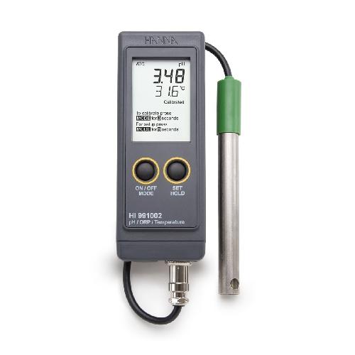 Analytické prístroje - pH meter, elektrochémia