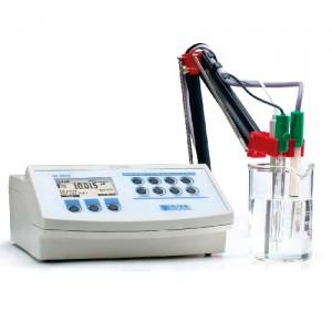 Analytické prístroje -elektroanalýza, multimeter, Hanna
