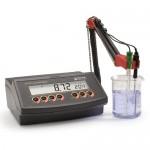 Analytické prístroje-elektroanalýza,pH meter, Hanna Instruments