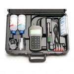 Analytické prístroje - elektroanalýza, pH meter, Hanna Instruments
