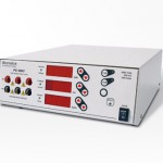 Elektroforézy - zdroj, Analytik Jena