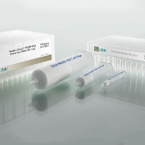 Spotrebný materiál - chromatografia, Waters