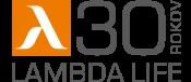logo_LAMBDA_30_rokov_76